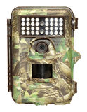 Infra Red Wildlife Trail Camera Royalty Free Stock Image
