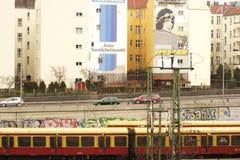 A infraestrutura de Berlim Imagens de Stock Royalty Free
