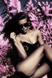 Infrarött mode Royaltyfria Bilder