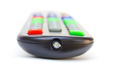 Infrared button of remote control Royalty Free Stock Photos