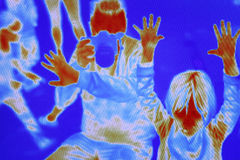 Infrared camera Stock Photos