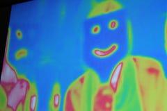 infrared camera Royalty Free Stock Photo