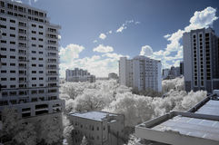Free Infrared Cityscape Royalty Free Stock Images - 7126389