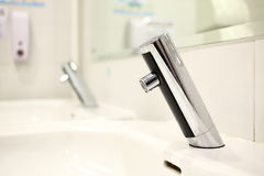 Free Infrared Faucet Royalty Free Stock Image - 28500576