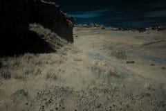 Infrared fotografia otoczenia losu angeles Batida jama 4 Fotografia Royalty Free