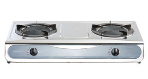 infrared gas stove Royalty Free Stock Photos