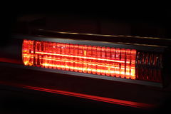 Infrared heater Stock Images