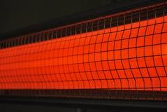 Infrared heater Stock Photo