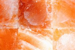 Infrared himalayan salt sauna uses heaters to emit an infrared radiant. For salt therapy stock images