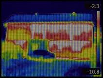 Infrared House Stock Photos