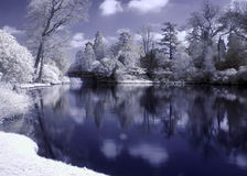 Free Infrared Lake Stock Photo - 121720