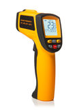 Infrared laser thermometer Stock Images