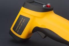 Infrared termometr obrazy stock