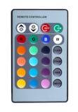 Infrarood afstandsbedieningtoetsenbord Royalty-vrije Stock Afbeeldingen