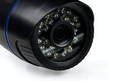 Infrarotbewegungs-Sensor nightvision Überwachungskamera Stockfotografie