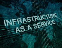 Infrastructure as a Service Stock Images