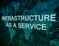 Infrastructure as a Service Stock Photography