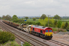 Infrastructure freight Royalty Free Stock Images