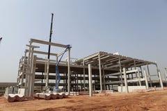 Infrastructuurbouw Stock Afbeelding