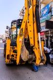 Infrastruktur pracy W Tureckim miasteczku Fotografia Royalty Free