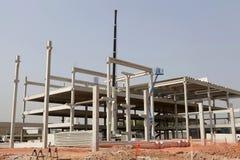 Infrastruktury budowa Fotografia Royalty Free