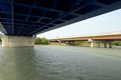 Infrastruttura italiana Fotografia Stock