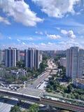 Infrastruttura orientale di Jurong Immagine Stock Libera da Diritti