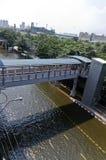 Infront da água do mercado de Jatujuk Imagens de Stock