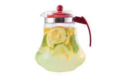 Infused water Royalty Free Stock Photography