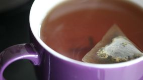 Infusion brewing stock footage
