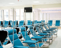 infusion room Royalty Free Stock Photo