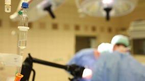 Infusion at surgery