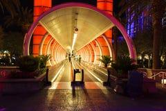 Ingång av det Ballys hotellet och kasinot Royaltyfria Foton