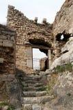 Ingång av fästningen royaltyfri fotografi