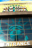 Ingång av nya York-nya York Royaltyfria Foton