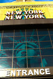 Ingång av nya York-nya York Royaltyfria Bilder