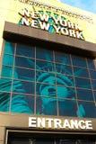 Ingång av nya York-nya York Fotografering för Bildbyråer