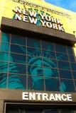 Ingång av nya York-nya York Arkivfoton
