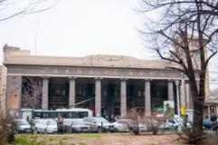 Ingång för Bucharest drevstation Royaltyfri Bild