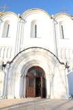 Ingång i Christian Cathedral. Royaltyfri Fotografi