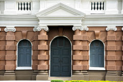 Ingången av Chakrien Maha Prasat. Arkivfoto