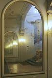 Ingången till underland Arkivfoto