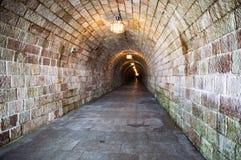 ingångskehlsteinhaustunnel Arkivbild