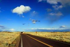 Ingångsstation till Lava Beds National Monument, nordliga Kalifornien arkivfoton