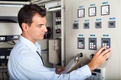 Ingénieur industriel Photo stock