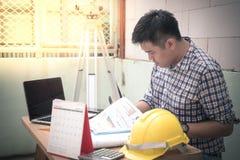 Ingénieur Manager photo libre de droits