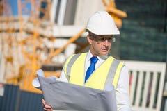 Ingénieur principal Photos stock