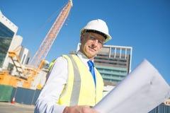Ingénieur principal Images stock