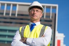 Ingénieur principal Photo stock