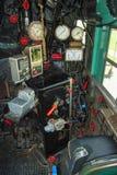 Ingénieur Seat Chesapeake et moteur 614 de l'Ohio Photo stock